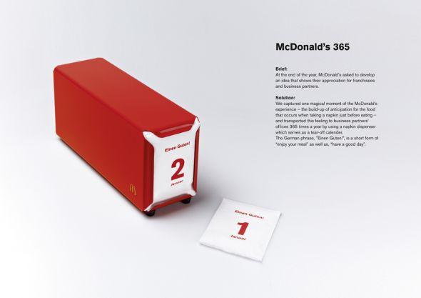 Anuncios publicitarios mcdonalds 19 Criatives