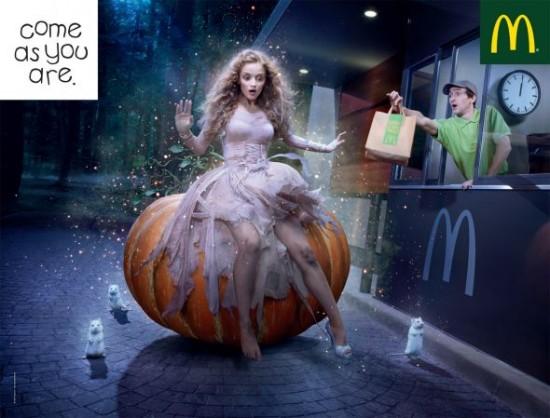 Campanhas publicitárias do McDonalds