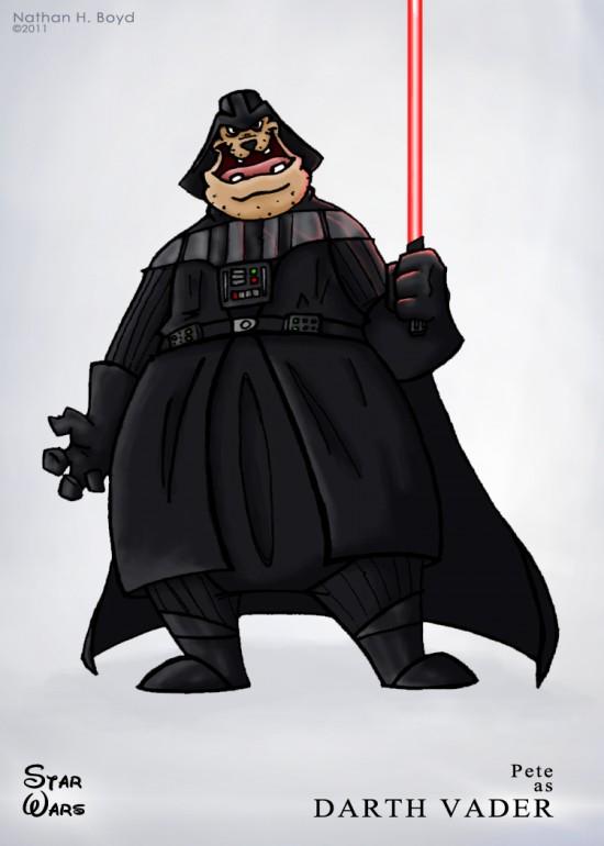 Disney Star Wars - Como seriam13
