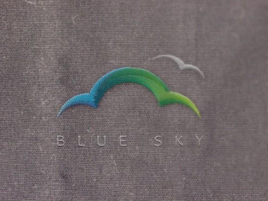 Identidade Visual da Blue Sky10