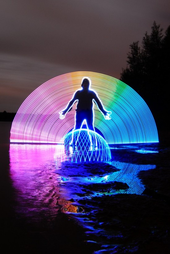 122 600x898 550x823 The Best Light Painting Photography