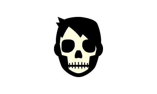 8-30-spooky-skull-logos