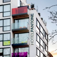 Hotel Pantone na Blgica  paraso do Design