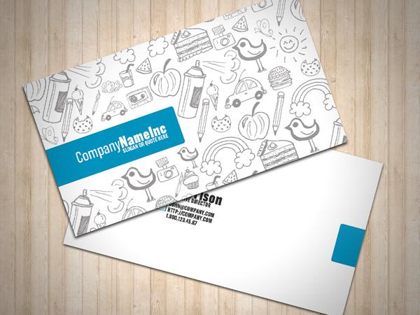 Creative business card 2 criatives criatividade com um mix de home reheart Images