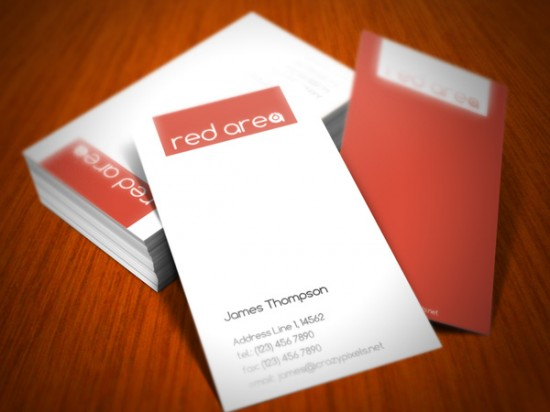 red-area-card