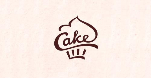 Doces Cupcakes E Rosquinhas Em Logos Criativos