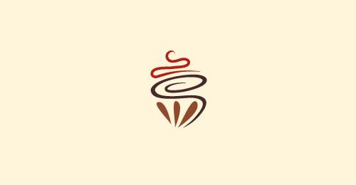 , Cupcakes e Rosquinhas em Logos Criativos – Criatives | Blog de ...