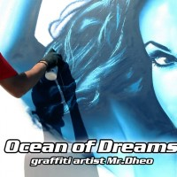 Ocean of Dreams &#8211; Lindo projeto com grafitti