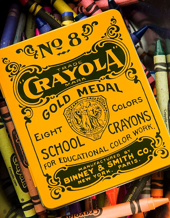Crayon-Tin