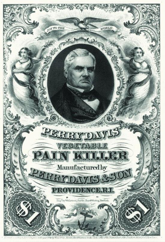 Perry-Davis-Pain-Killer