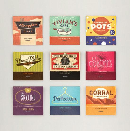 Vintage-Style-Matchbooks