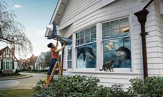 shark-water-drops-photo-manipulation