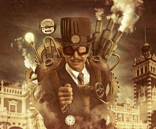 steampunk-photo-manipulation