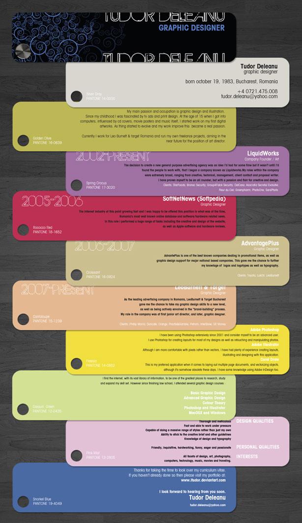 30 Modelos de Curriculos criativos-6