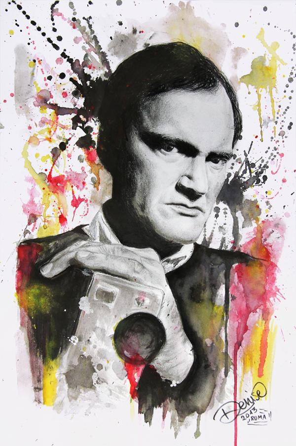 Quentin-Tarantino.__by_dennyshopgirl