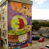 Gigantes Artes Urbanas por Interesni kazki