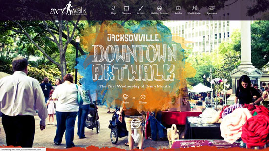 jacksonvilleartwalk_com