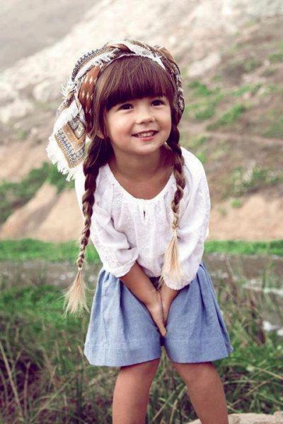 50 fotos das crianças mais estilosas que você já viu. 8ad7edb0c24