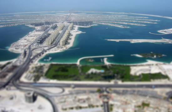 Dubai, Palm Islands
