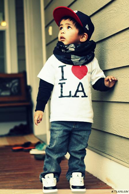 Published 13 de maio de 2013 in 50 fotos das crianças mais estilosas que você  já viu. b503091d218