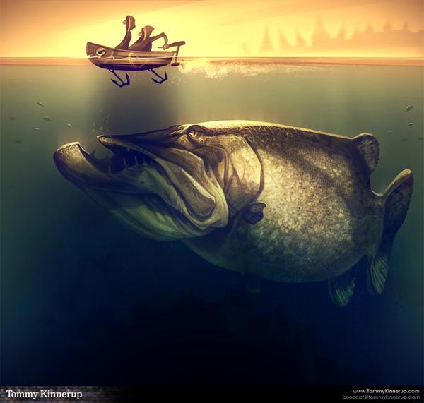 ilustracoes de peixes (8)