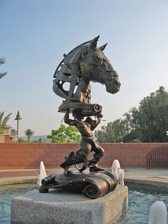 18-the-builder-bronze-sculpture-horse-by-gil-bruvel