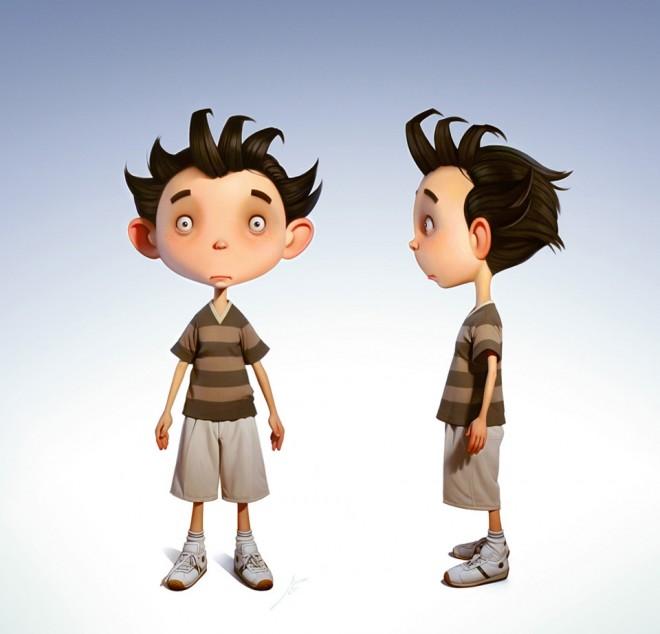 3d Character Design Website : Designs de personagens animados em d criatives