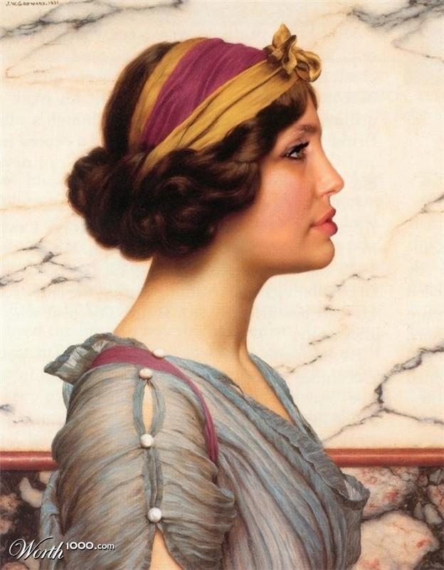 2-angelina-jolie-old-art-celebrity-painting-by-cherish