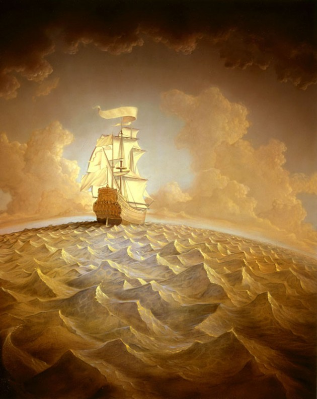 ship-world-painting by tim-obrien