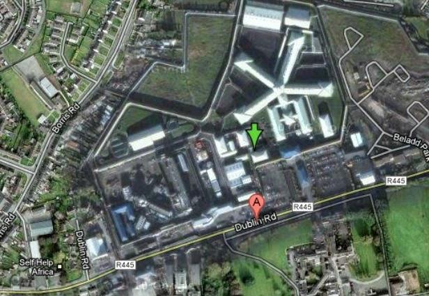 Prisão de segurança máxima de Dublin