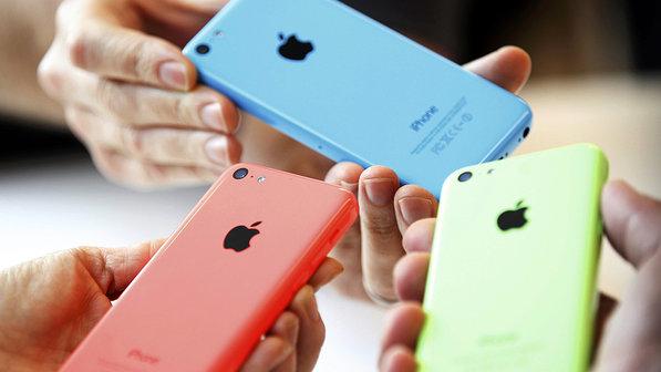 iphone 5c comercial