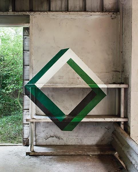 fanette guilloud - geometria do impossivel - geometrie de l impossible - arte - anamorfismo - ilusao de otica - fotografia (2)