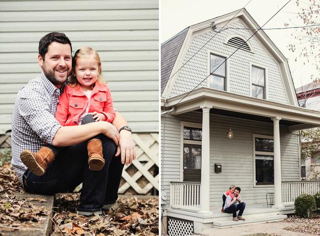 Pai e filha recriam fotos de casamento para homenagear mãe que faleceu