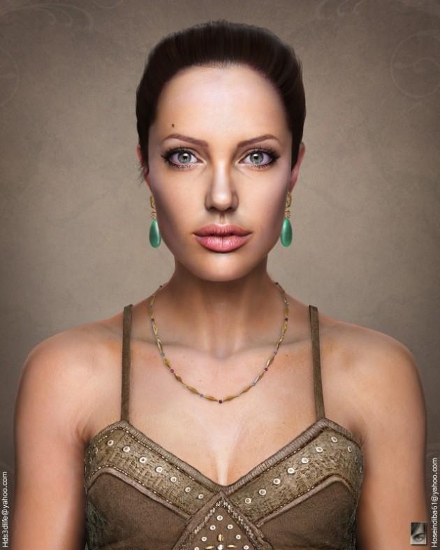 10-angelina-jolie-3d-celebrity-character-design