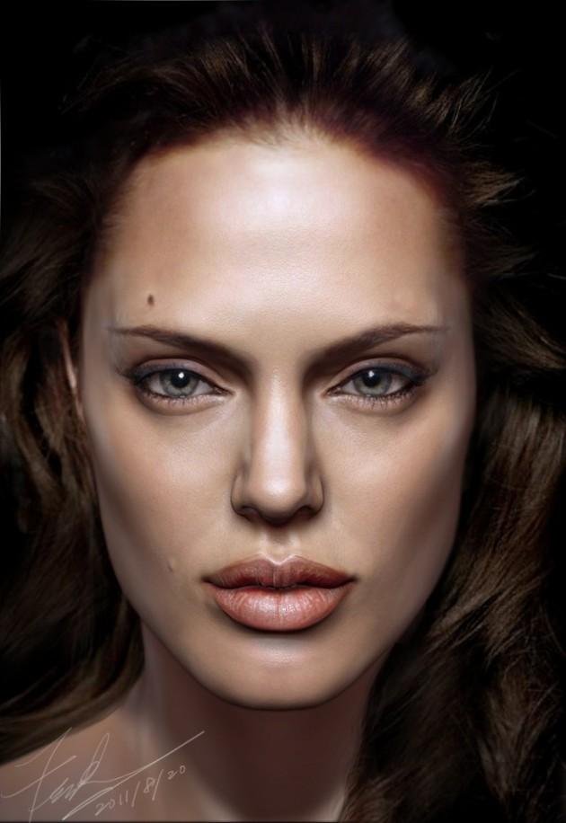 9-angelina-jolie-3d-celebrity-character-design