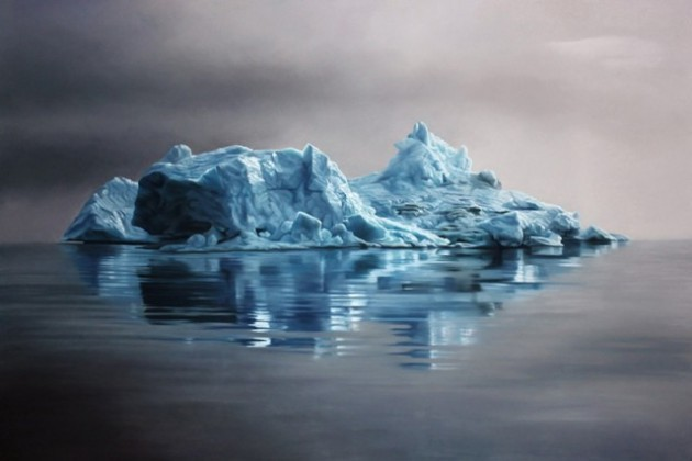 Pastel-Icebergs-by-Zaria-Forman-3-640x427