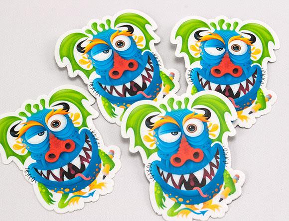 12-stickers-design