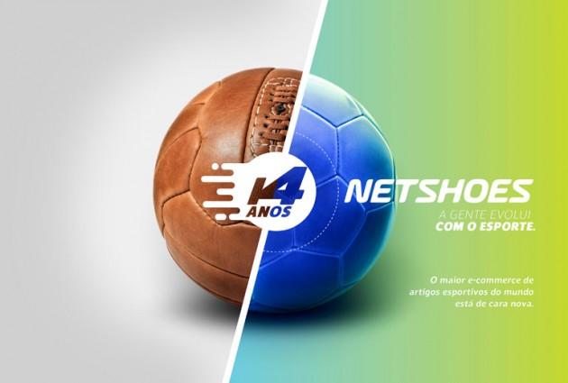Display Novo Logotipo Netshoes 5