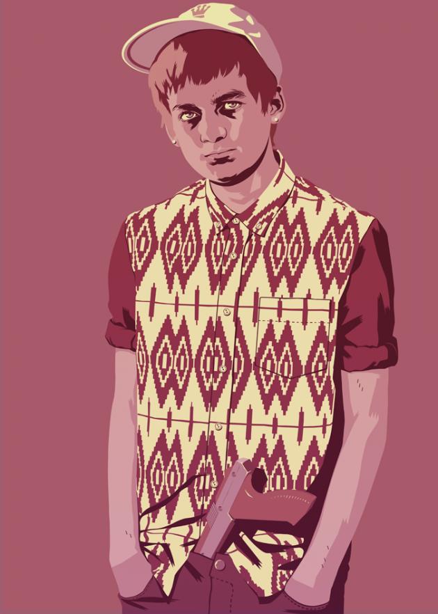 Joffrey-Baratheon-Modern-Illustration