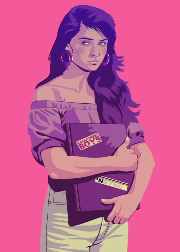 Sansa-Stark-Modern-Illustration