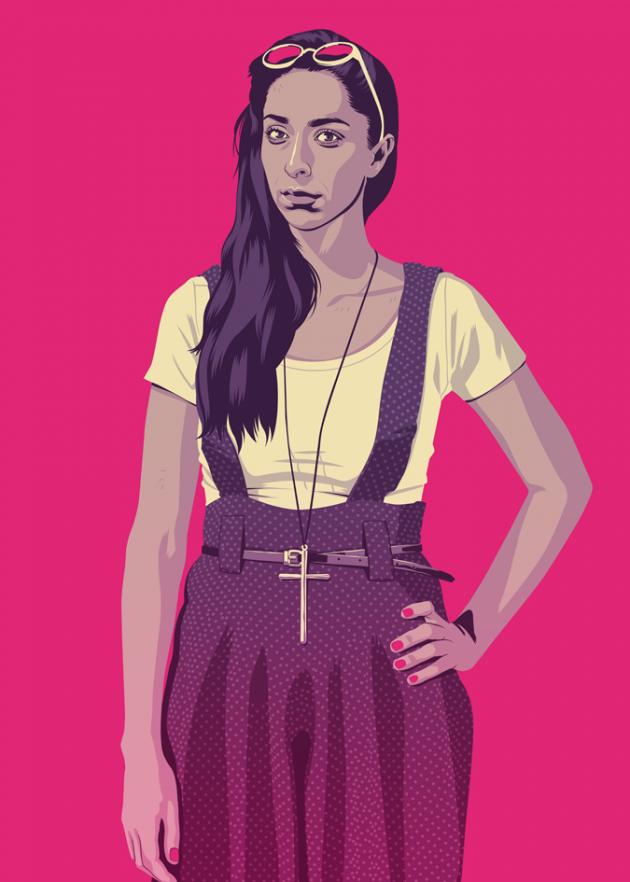 Talisa-Modern-Illustration