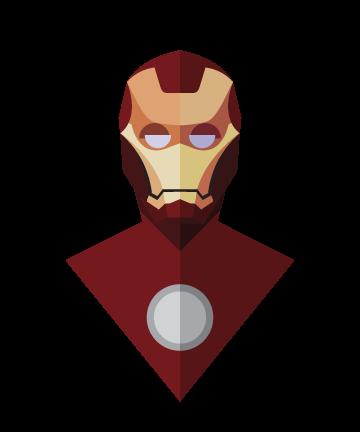 Flat Design Heroes (8)
