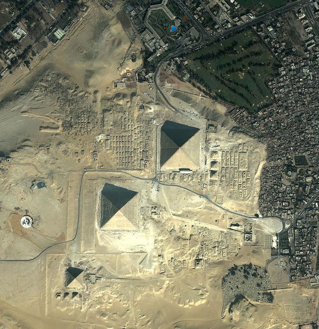 piramides egito