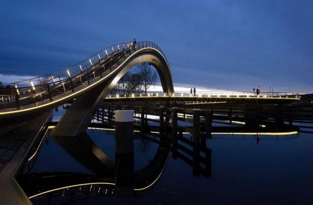 Melkweg bridge -  Purmerend, Holanda