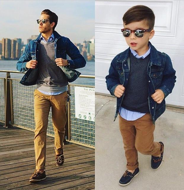 menino de 4 anos reproduz fotografias de modelos com as mesmas poses e roupas criatives blog. Black Bedroom Furniture Sets. Home Design Ideas