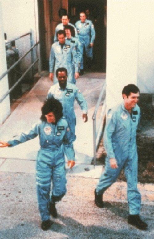 Tripulação da Challenger
