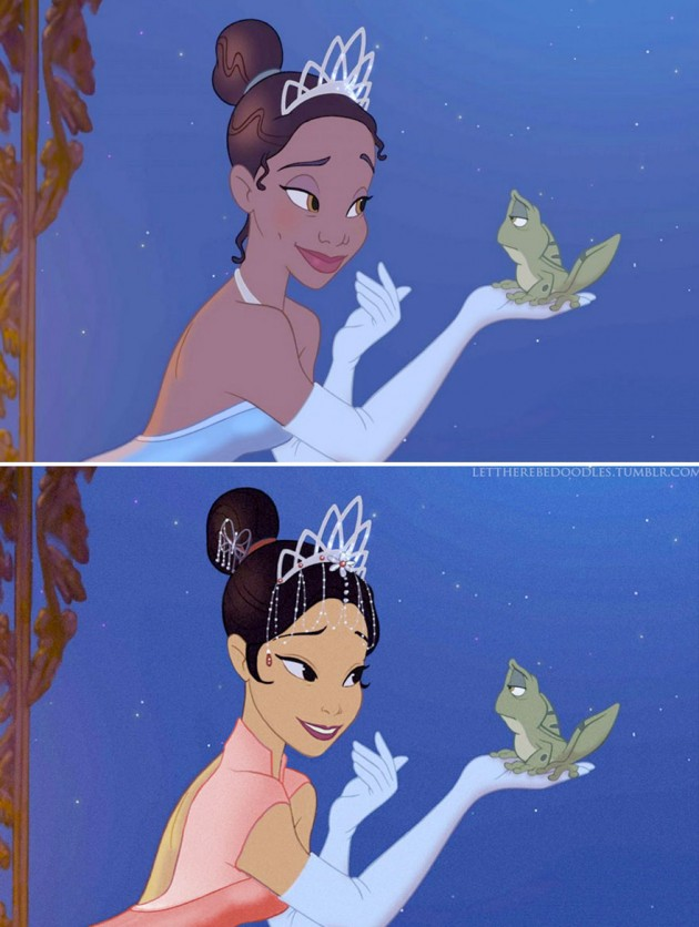 disney-princess-reimagined-different-race-let-there-be-doodles-4