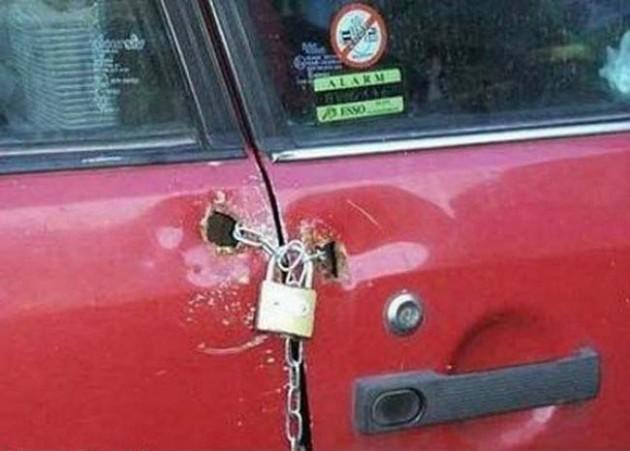Segurança reforçada!