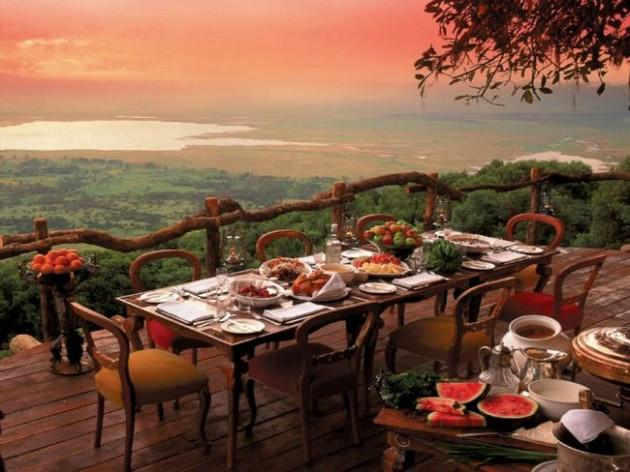 Crater Lodge (Tanzânia)