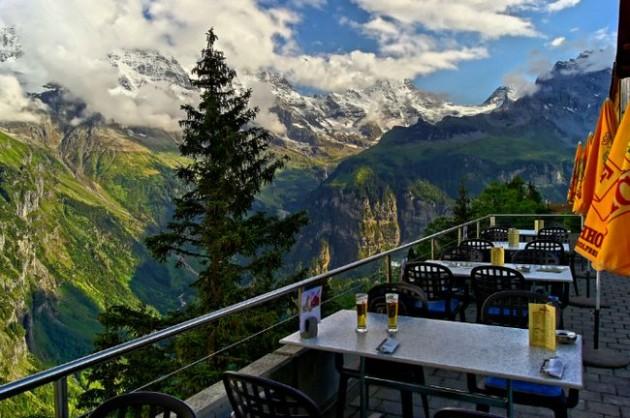 Hotel Edelweiss (Mürren, Suíça)